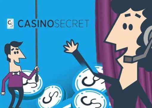 casino secret register